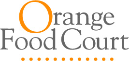 Orange Food Court